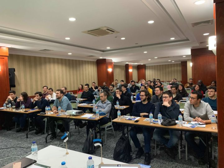 Info session in Istanbul